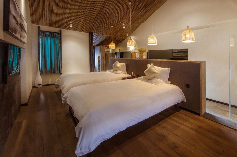 Liman Wenzhi Hotel - standaardkamer - Lijiang - China - foto: Liman Wenzhi Hotel