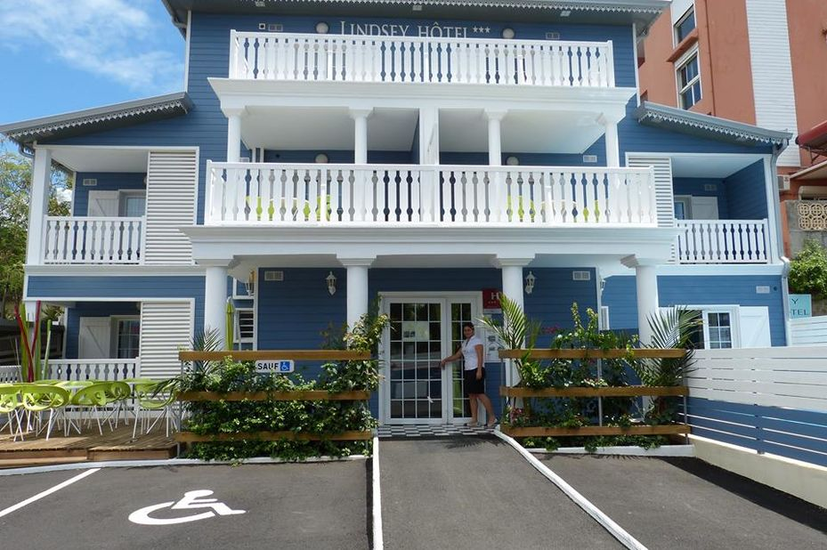 Lindsey Hotel - Saint Pierre - Réunion - foto: Lindsey Hotel