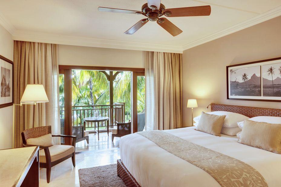 Lux Le Morne - superior room - Mauritius - foto: LUX
