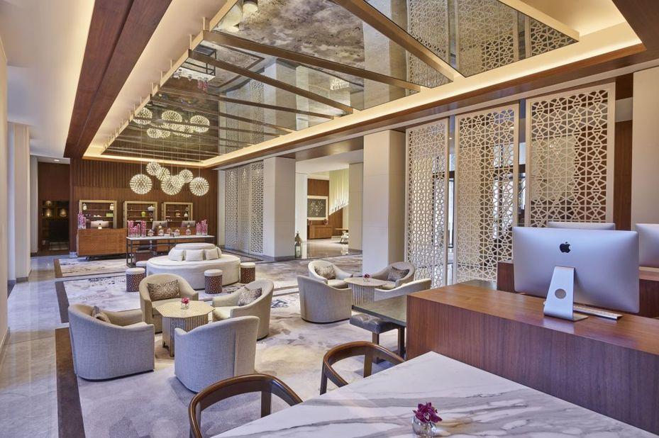Manzil Downtown - lobby - Dubai - foto: Manzil Downtown