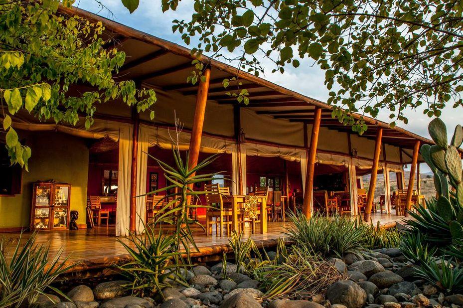 Marafiki Safari Lodge - omgeving - Queen Elizabeth  Oeganda - foto: Marafiki Safari Lodge
