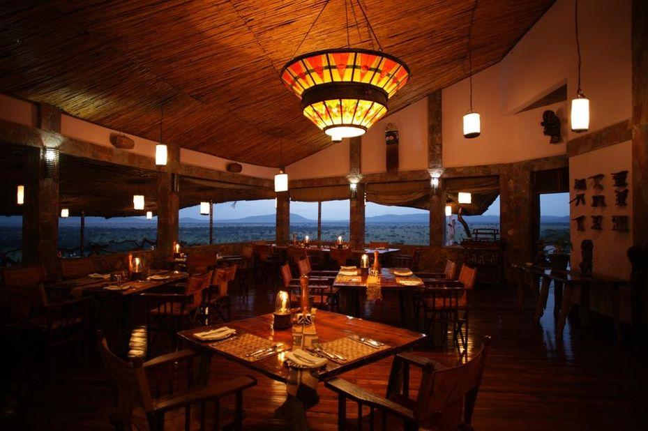 Mbalageti Serengeti Lodge - restaurant - Tanzania - foto: Mbalageti-Serengeti-Lodge