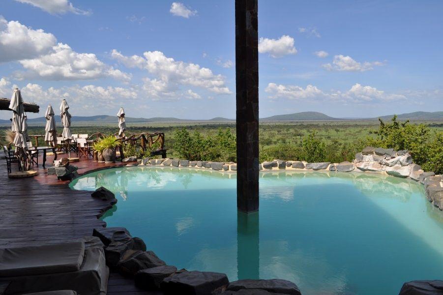 Mbalageti Serengeti Lodge - zwembad - Tanzania - foto: Mbalageti-Serengeti-Lodge