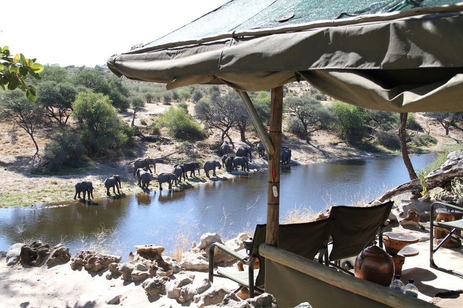- foto: Meno a Kwena Lodge