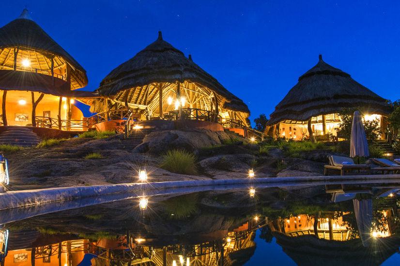 Mihingo Lodge - Lake Mburo - Oeganda - foto: Mihingo Lodge