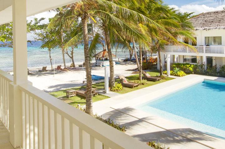 Momo Beach House - buitenzijde - Bohol -Filipijnen - foto: Momo Beach House