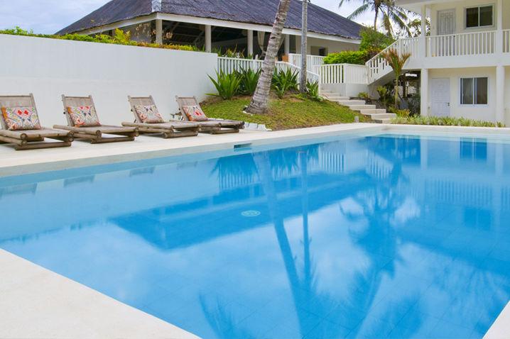 Momo Beach House - zwembad - Bohol - Filipijnen - foto: Momo Beach House