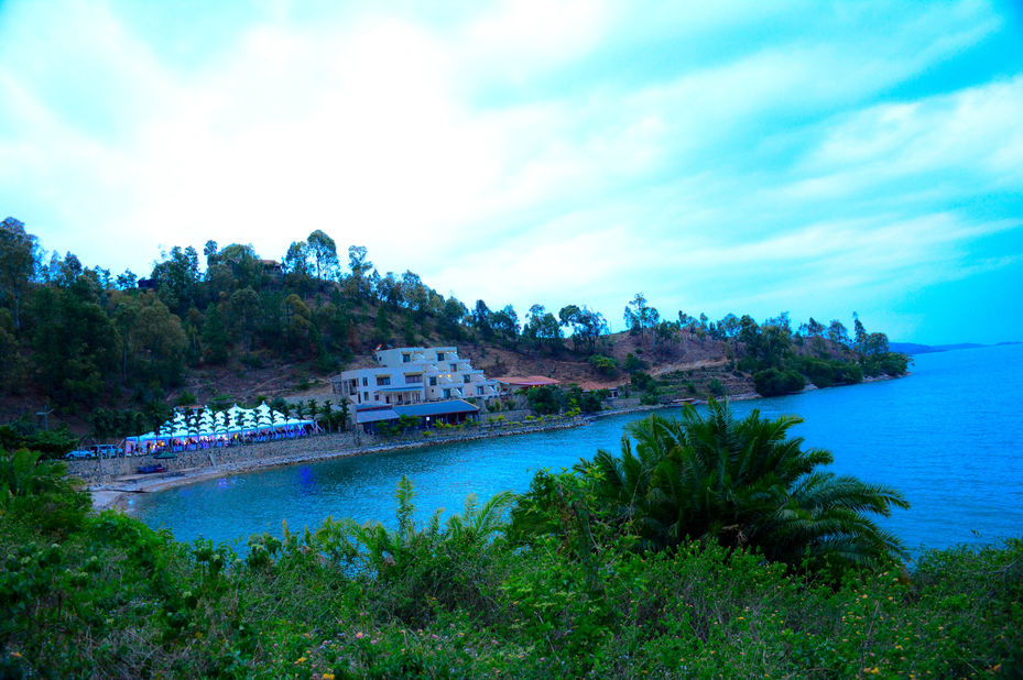Moriah Hill Resort - exterior - Lake Kivu - Rwanda - foto: Moriah Hill Resort