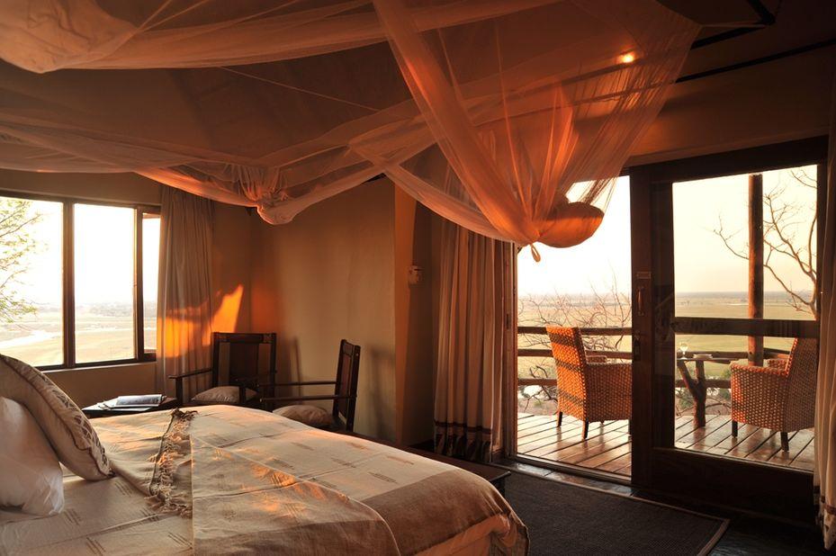 Muchenje Safari Lodge - Kasane - chalet- Chobe Naitonal Park - Botswana - foto: Muchenje Safari Lodge