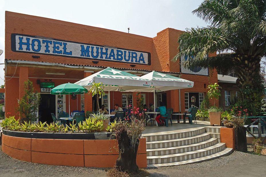 Muhabura Hotel - Volcanoes - Rwanda - foto: Muhabara Hotel