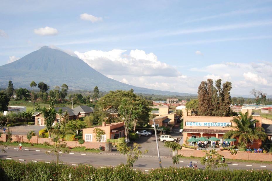 Muhabura Hotel - exterior - Volcanoes - Rwanda - foto: Muhabara Hotel