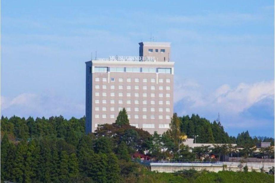 Mutsu Grand Hotel - buitenkant - Mutsu - Japan - foto: Mutsu Grand Hotel