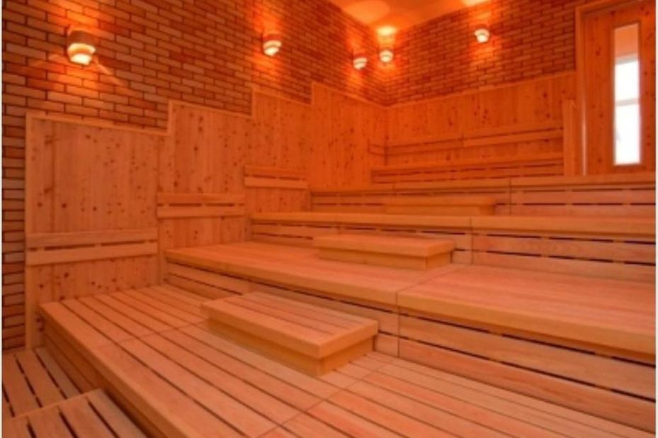 Mutsu Grand Hotel - sauna - Mutsu - Japan - foto: Mutsu Grand Hotel