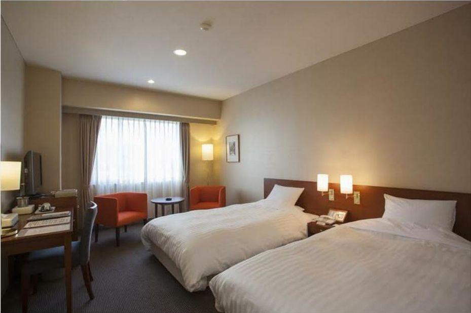 Mutsu Grand Hotel - twin kamer - Mutsu - Japan - foto: Mutsu Grand Hotel