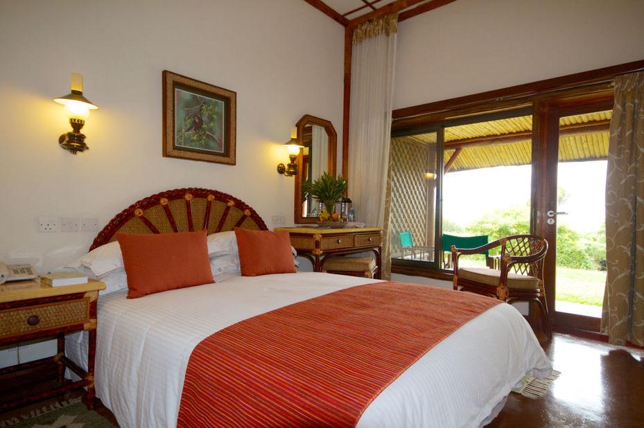 Mweya Safari Lodge - standard room - Queen Elizabeth - Oeganda - foto: Mweya Safari Lodge