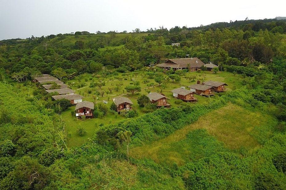 Nature Lodge Amber Mountain - Madagaskar - foto: Nature Lodge