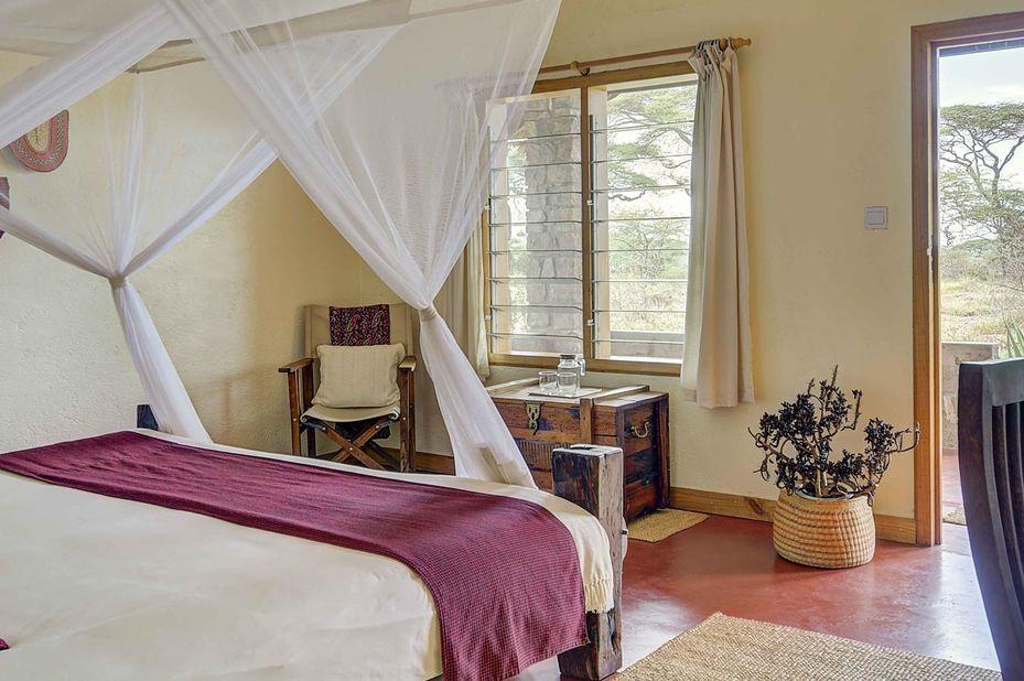 - foto: Ndutu Safari Lodge