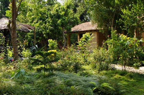 - foto: Bardia Widlife Resort