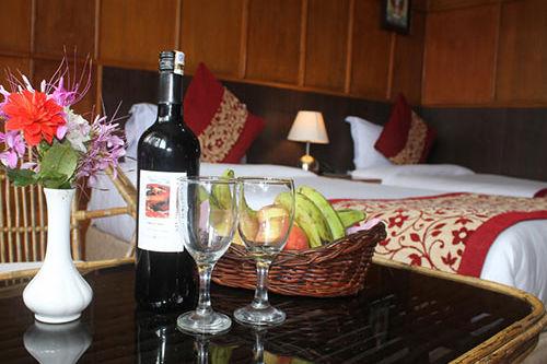 - foto: Hotel Srinagar Tansen