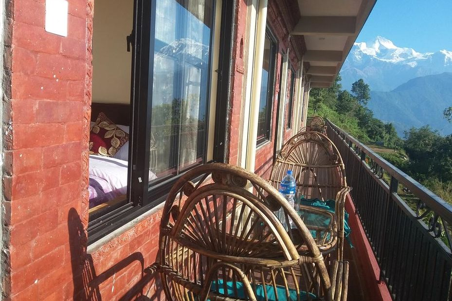 - foto: Superview Guesthouse Sarangkot