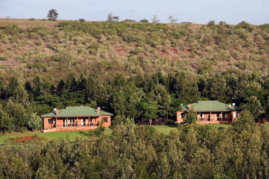 Ngorongoro Farm House - kamers exterior - Highlands - Tanzania - foto: Tanganyika Wilderness Camps