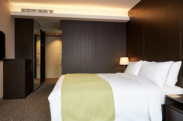 Kamer, Nine Tree Premier Hotel Myeongdong II, Seoul, Zuid-Korea
