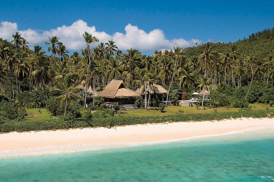 North Island - beachfront villa - Seychellen - foto: North Island Resort