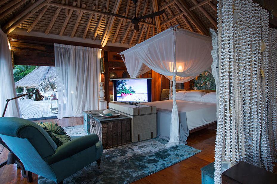 North Island - villa - Seychellen  - foto: North Island Resort