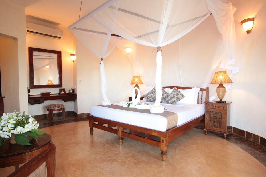 Ocean Paradise - guestroom interieur - Zanzibar - Tanzania - foto: Ocean Paradise Resort