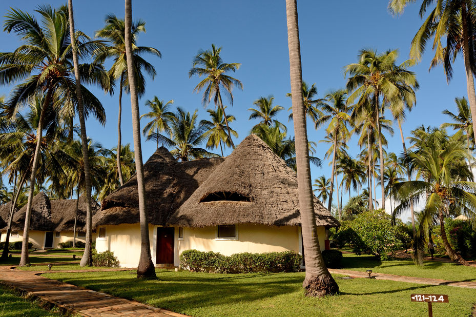 Ocean Paradise - seafront rooms - Zanzibar - Tanzania - foto: Ocean Paradise Resort