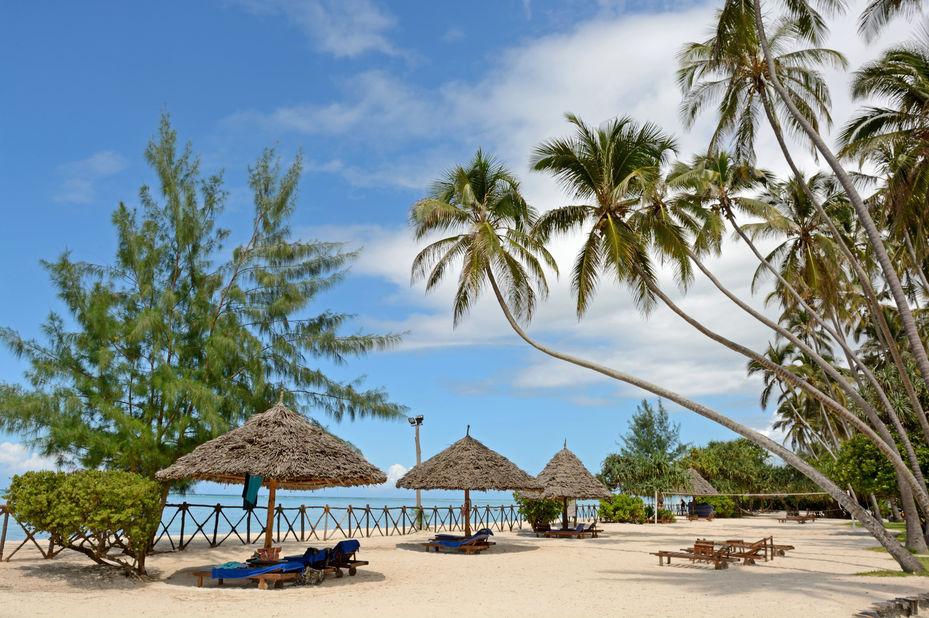 Ocean Paradise - strand - Zanzibar - Tanzania - foto: Ocean Paradise Resort