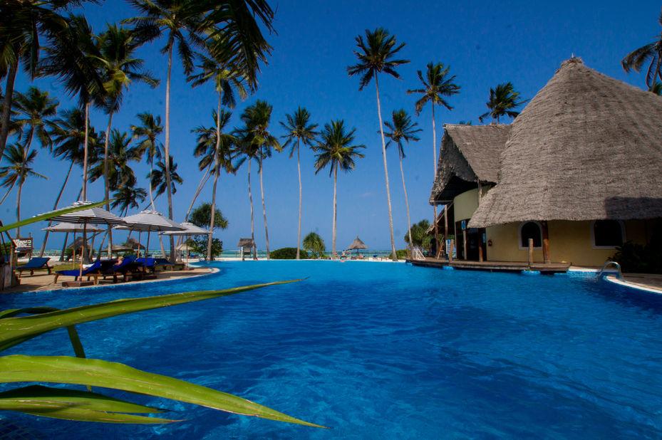 Ocean Paradise - zwembad - Zanzibar - Tanzania - foto: Ocean Paradise Resort