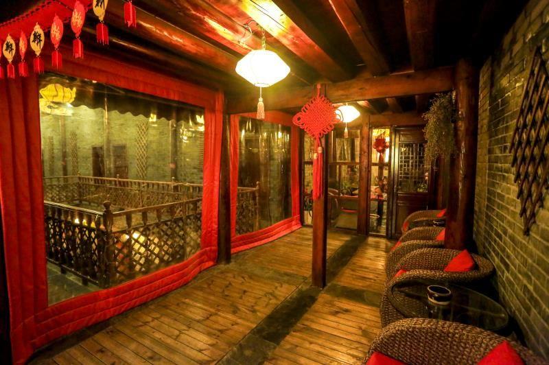 Old House Hotel - Guyun-Inn - Songpan - China - foto: Old House Hotel