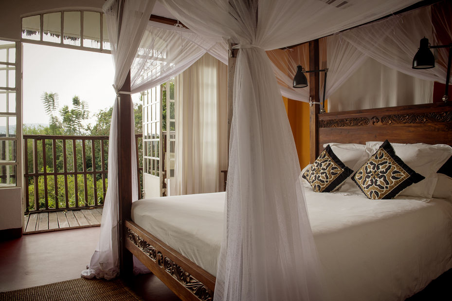 Onsea House - guest cottage interieur - Arusha - Tanzania - foto: Onsea House
