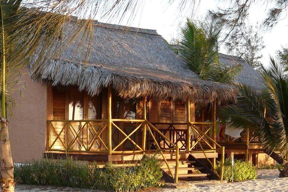 Palissandre Cote Ouest - bungalow - Morondava - Madagaskar - foto: Palissandre Cote Ouest