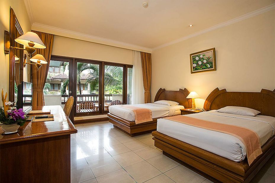 Parigata Resort and spa - kamer - Sanur - Bali - Indonesie - foto: Parigata Resort and Spa