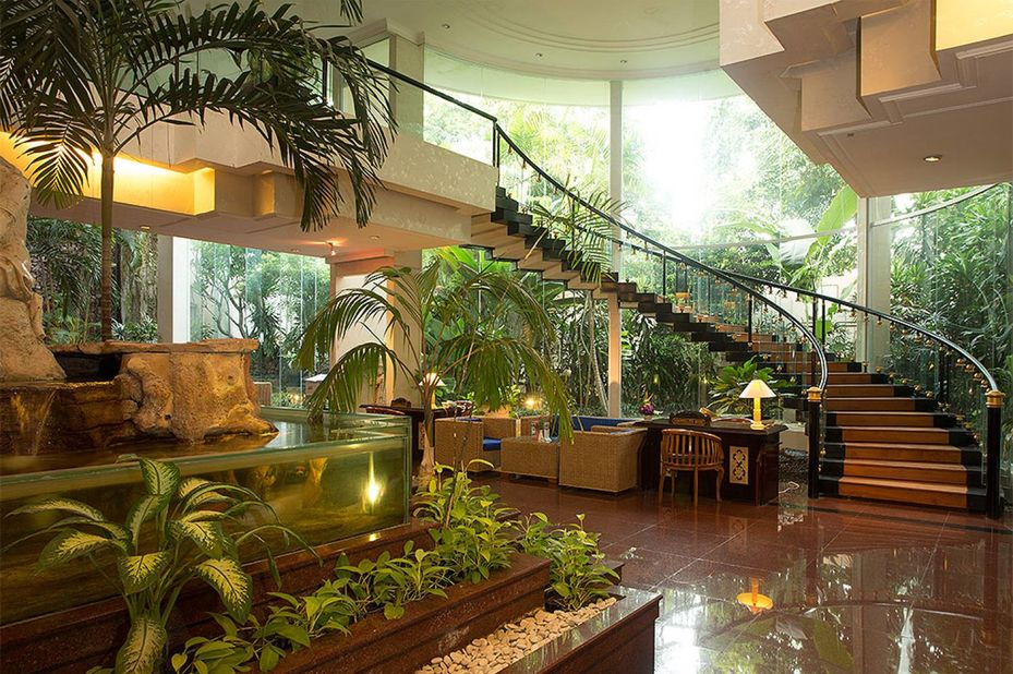 Parigata Resort and spa - lobby - Sanur - Bali - Indonesie - foto: Parigata Resort and Spa