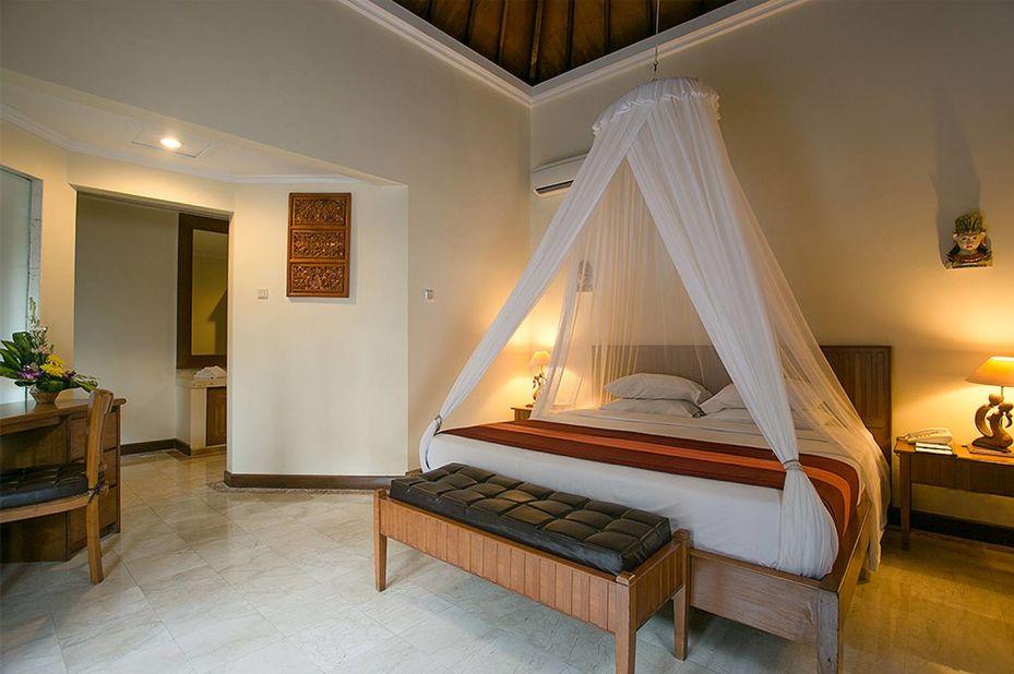 Parigata Villas Resort - deluxe villa - Sanur -Bali - Indonesie - foto: Parigata Villas Resort