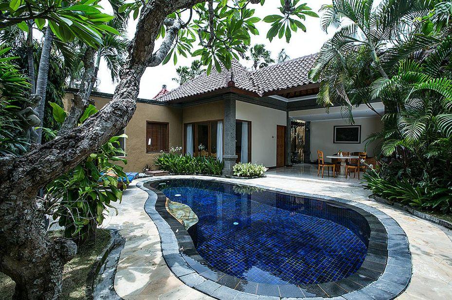Parigata Villas Resort - executive villa -Sanur - Bali - Indonesie - foto: Parigata Villas Resort