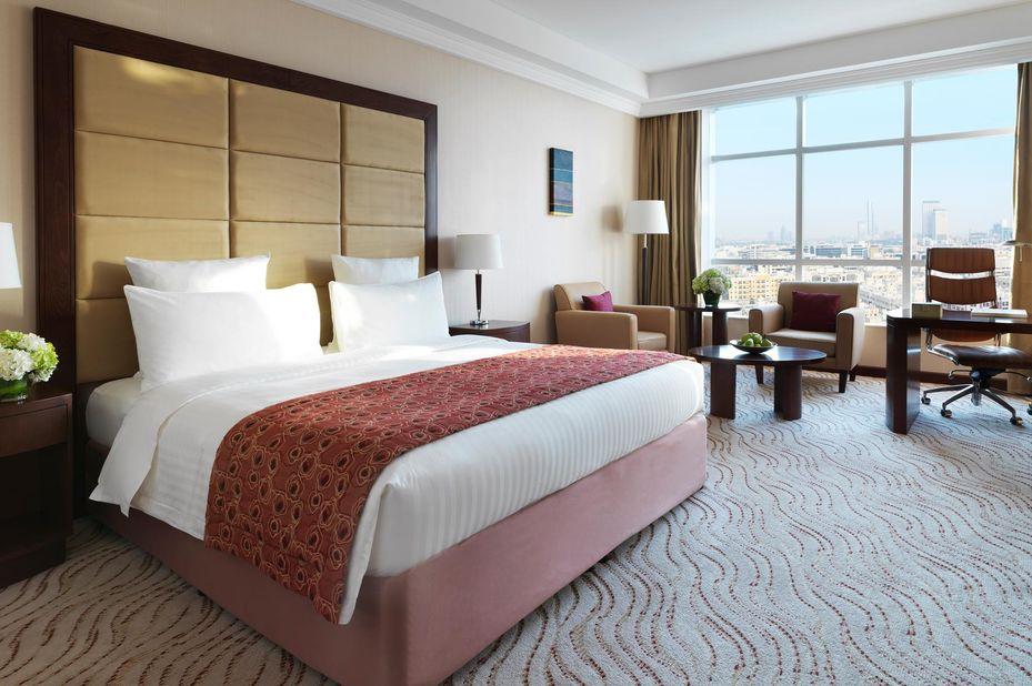 Park Regis - guestroom - Dubai - foto: Park Regis Kris Kin Hotel