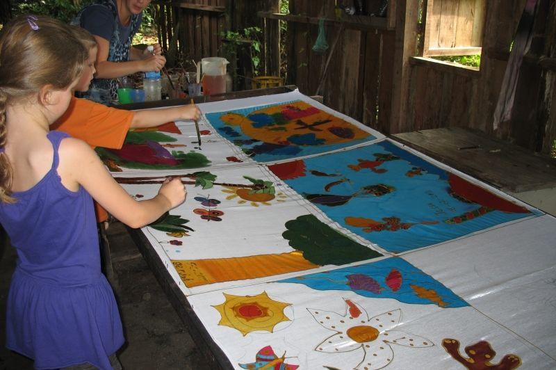 Pasir Belanda - activiteit voor kinderen - Kota Bharu - Maleisie - foto: Pasir Belanda