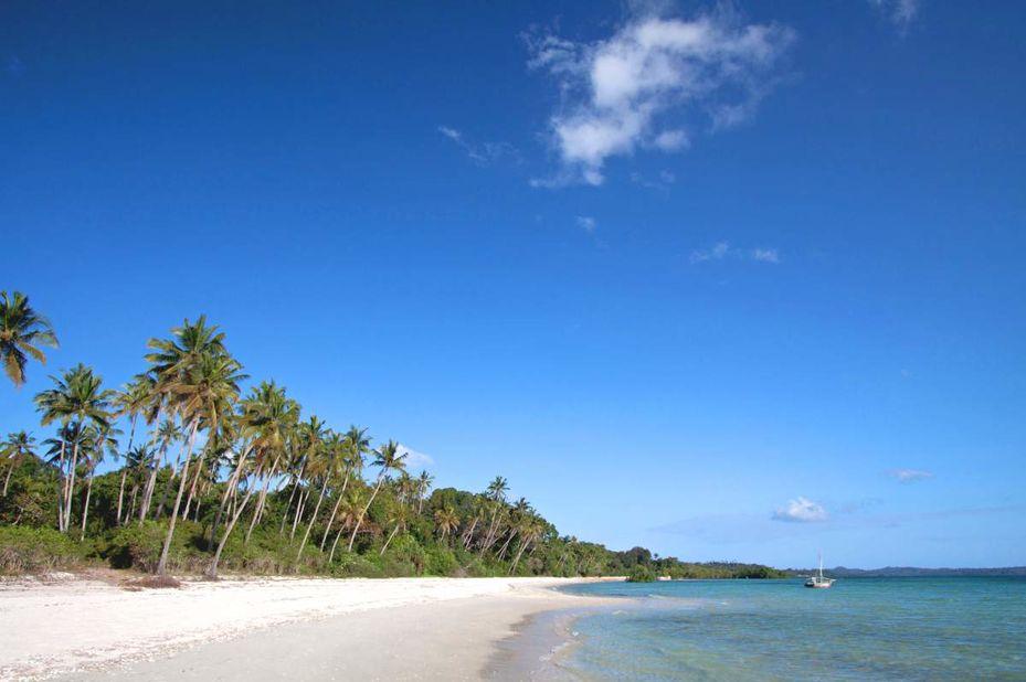 Pemba Island - baai Fundu Lagoon - Tanzania - foto: Fundu Lagoon