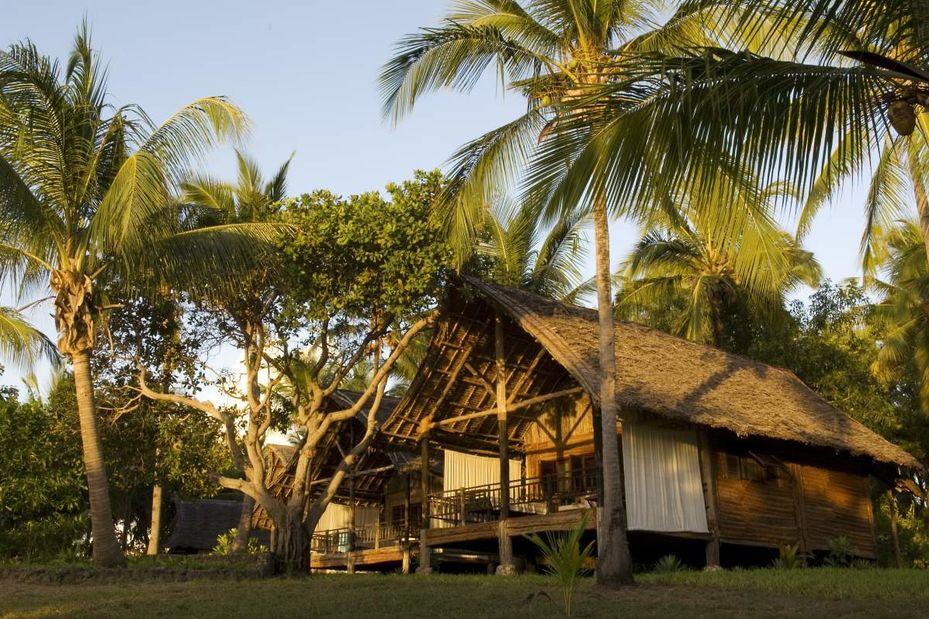 Pole Pole bungalows - exterieur - Mafia Island - Tanzania - foto: Pole Pole