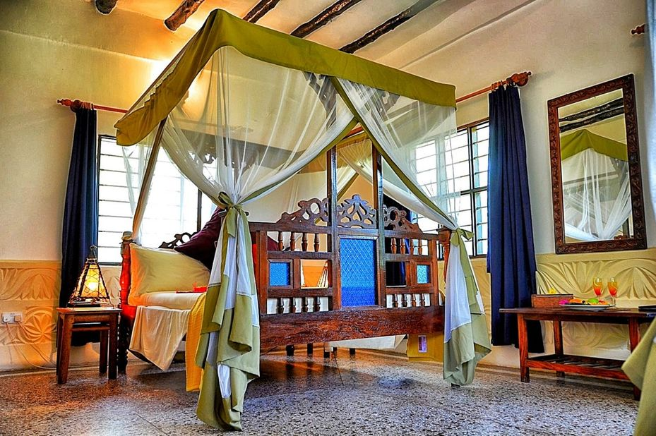 Pongwe Beach Hotel - kamer - Zanzibar - Tanzania - foto: Pongwe Beach Lodge