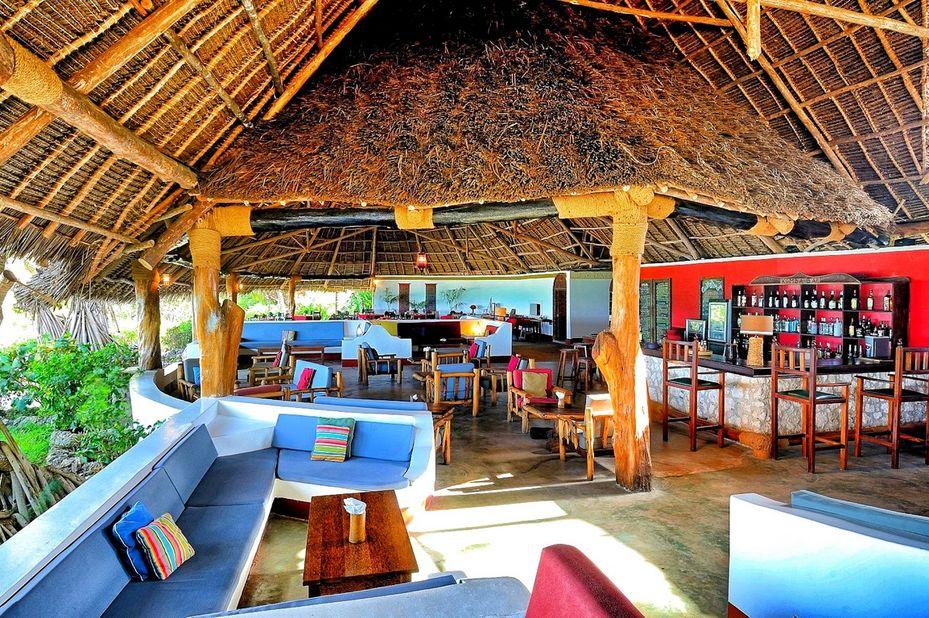 Pongwe Beach Hotel - restaurant - Zanzibar - Tanzania - foto: Pongwe Beach Lodge