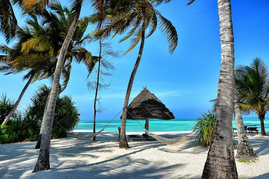 Pongwe Beach Hotel - strand - Zanzibar - Tanzania - foto: Pongwe Beach Lodge