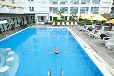 Quest Hotel Cebu - zwembad - Cebu - Filipijnen - foto: Quest Hotel Cebu
