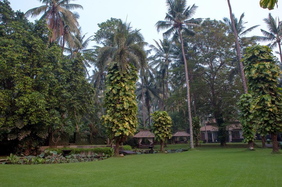 Ramayana Candidasa - zen garden -Candidasa - Bali - Indonesie - foto: Ramayana Candidasa