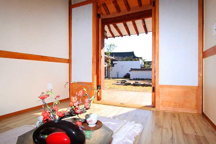 Raon Guesthouse, Gyeongju, kamer ,Zuid-Korea - foto: Lokaal agent