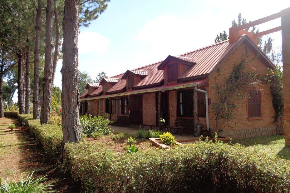 Residence Madalief - kamers - Antsirabe - Madagaskar - foto: Residence Madalief